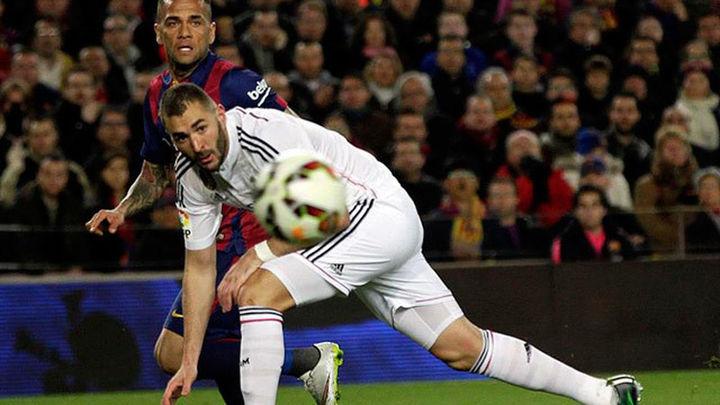 2-1. El Real Madrid perdona al Barça y lo paga caro