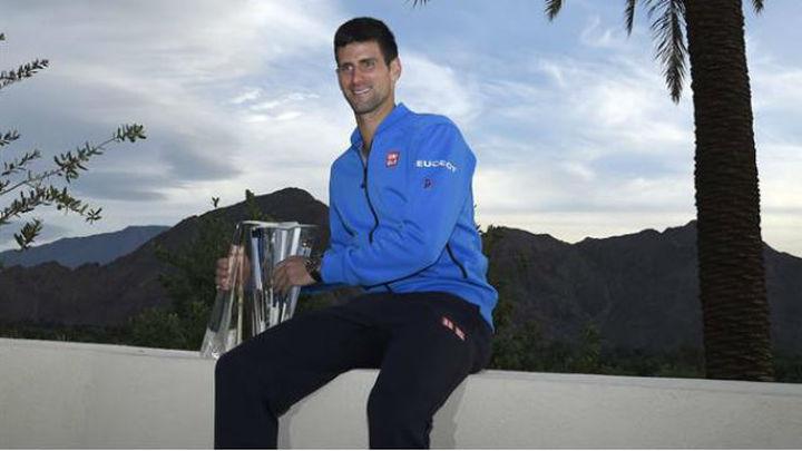 Djokovic se lleva su cuarto Indian Wells