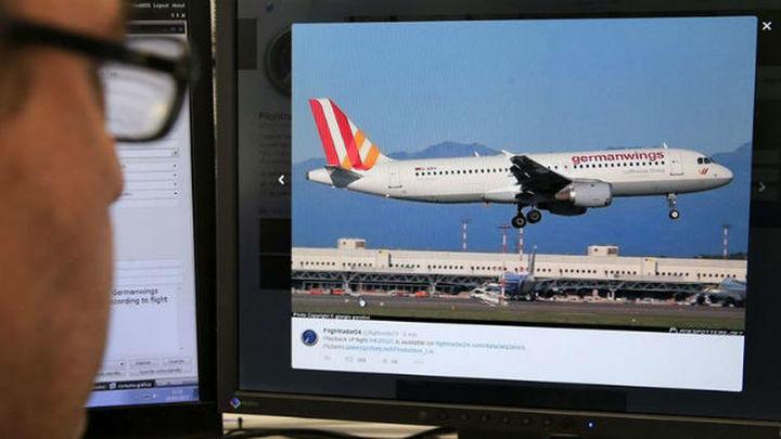 45 españoles entre los 150 fallecidos del accidente aéreo en los Alpes franceses
