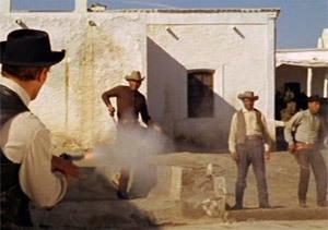 Western: Una pistola para Ringo