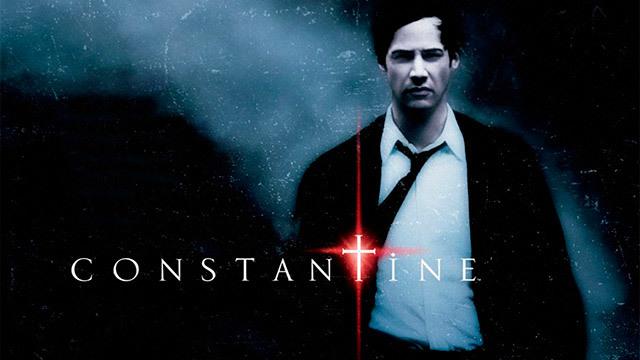 Keanu Reeves es Constantine
