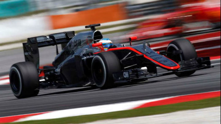 Honda promete a McLaren un mejor motor a partir de Spa
