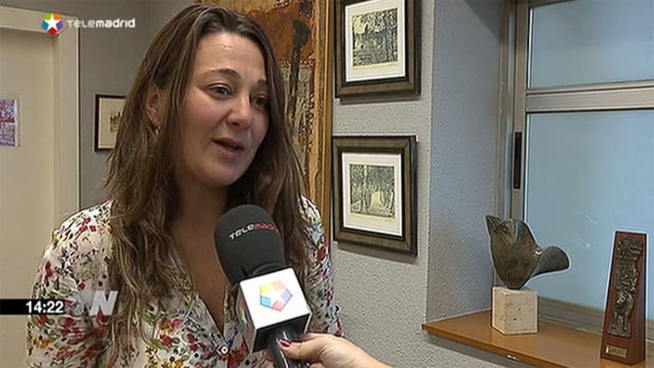 """La alcaldesa de Parla: El Ayuntamiento está en """"quiebra técnica, no hay dinero"""""""