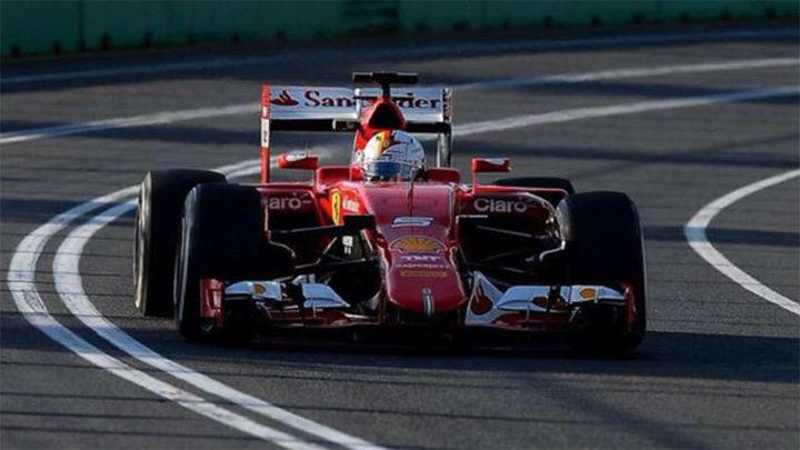 GP Malasia: Vettel derrota a los Mercedes y Alonso abandona