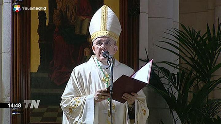 Carlos Osoro conmemora el Día del Misionero Madrileño  este domingo en una homilía en la Almudena