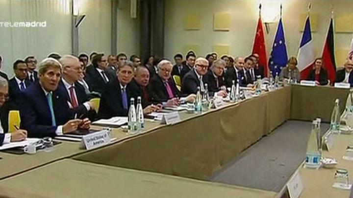 Irán asegura que no habrá acuerdo nuclear sin levantamiento de las sanciones