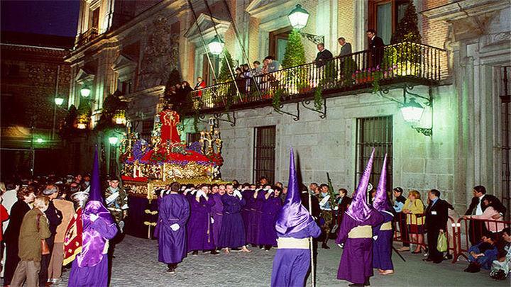 El Cristo de los Gitanos inaugura este miércoles las grandes procesiones de Madrid