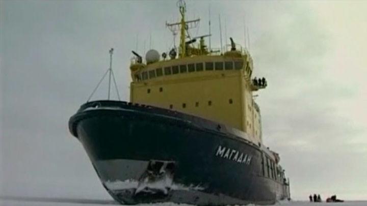 Mueren 54 marineros rusos al hundirse un barco pesquero en el océano Pacífico
