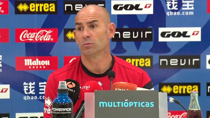 """Jémez: """"Solo nos vale ganar en Sevilla"""""""