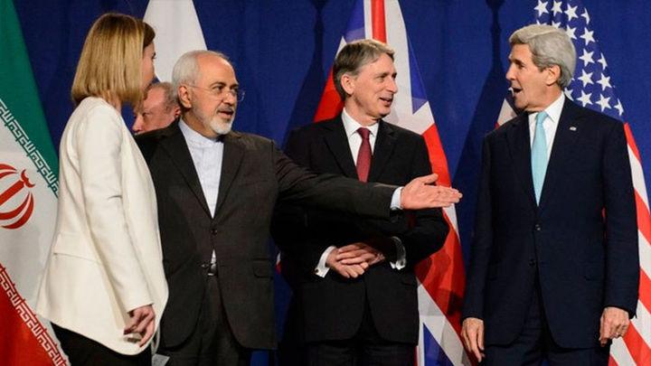 Irán y las potencias sientan las bases para un acuerdo nuclear histórico