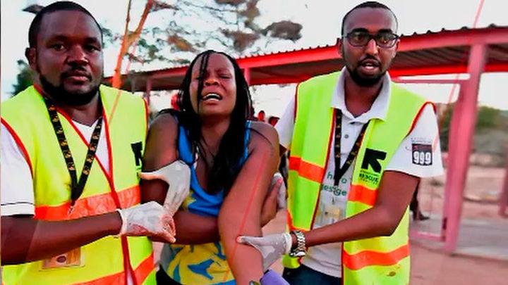 Al Shabab mata a 147 personas tras 16 horas de asedio en universidad de Kenia