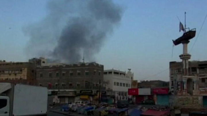 Al menos 185 muertos y 1.285 heridos en los enfrentamientos en Yemen