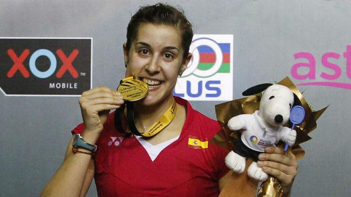Carolina Marín gana su segundo 'grande' en Malasia