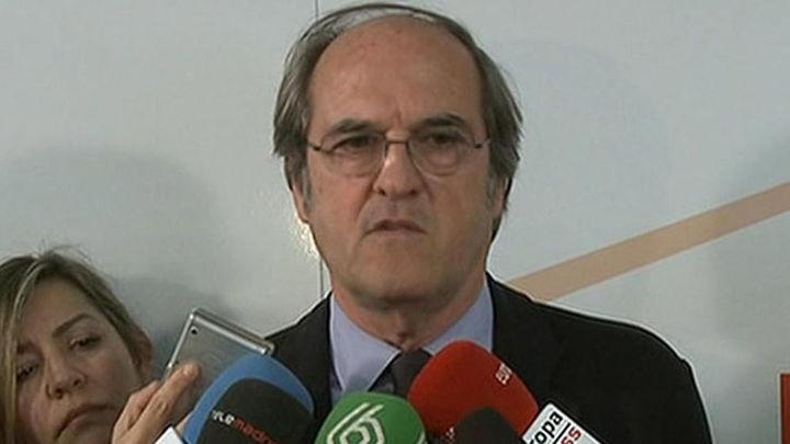 Gabilondo prevé pactar con los ciudadanos y no con el partido Ciudadanos