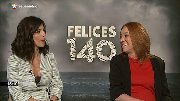 'Felices 140', la nueva película de Gracia Querejeta