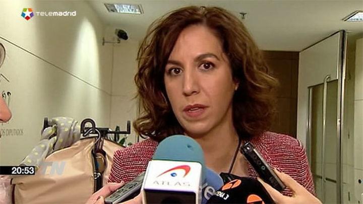 """UPyD dice que no espiaba a Irene Lozano sino a """"la trama"""" que negociaba con C´s"""