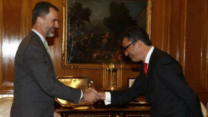 La Vuelta celebra su 80 aniversario con Felipe VI
