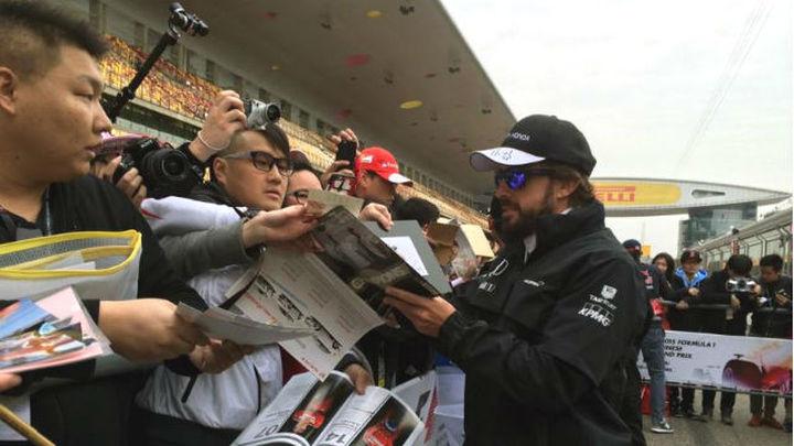 """Alonso: """"Sólo si Ferrari gana el Mundial me habré equivocado"""""""