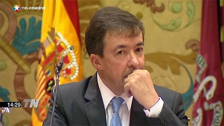 La reelección de José Carrillo, marcada por el caso Monedero
