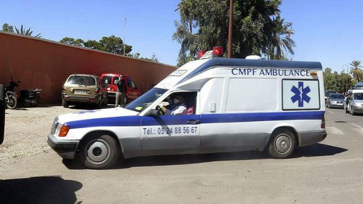 Llegan a España los restos de los dos espeleólogos muertos en Marruecos