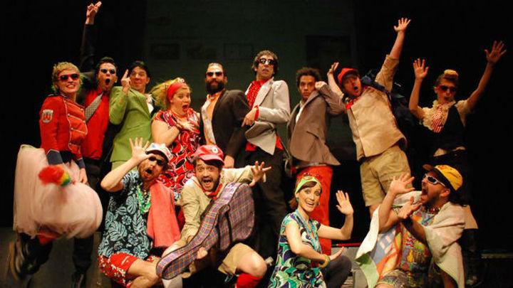 Éxito de público en el estreno de Impromadrid en el Infanta Isabel