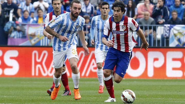 2-2. Frenético empate entre Málaga y Atlético