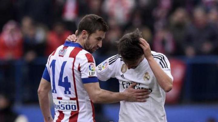 """Gabi: """"El Real Madrid nos ve como un rival directo que le puede ganar"""""""