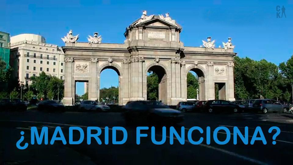 Ciudadano Cake: Pongamos que hablo de Madrid