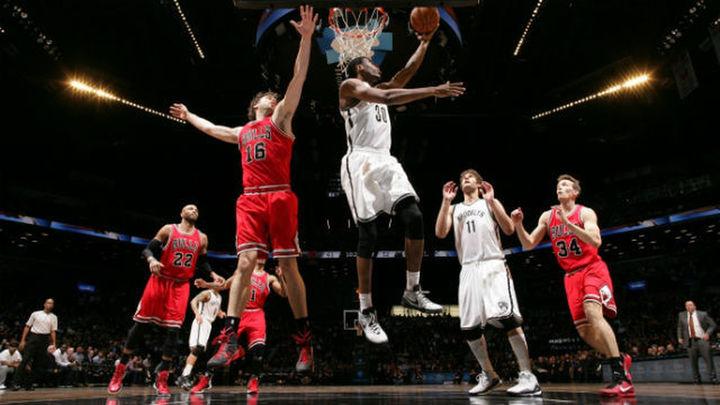 Gasol y Mirotic no dan opción a los Nets y los Bulls son terceros