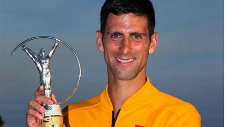 Djokovic y Dibaba, Premios Laureus a los Mejores Deportistas del Año