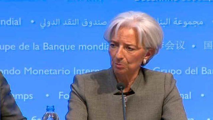 El consejo del FMI elige a Christine Lagarde para un segundo mandato