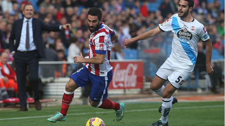 La necesidad del Deportivo examina el tercer puesto del Atlético