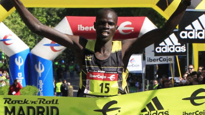 El keniano Kiptoo vuelve al Maratón de Madrid a superar su récord