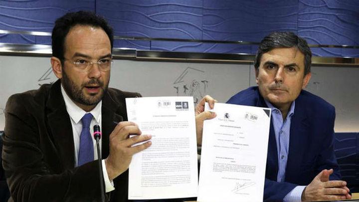 El PSOE insiste en que no apoyará los Presupuestos