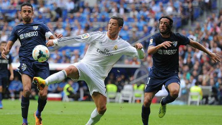 El Real Madrid aspira al liderato atento primero al Camp Nou y al Málaga