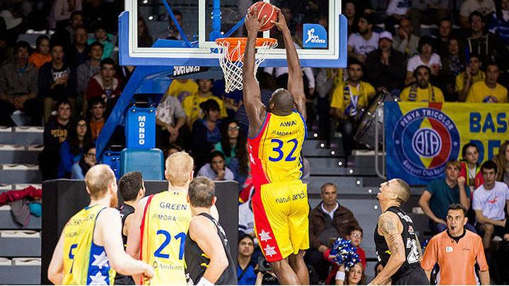 81-76. Estudiantes cae en Andorra