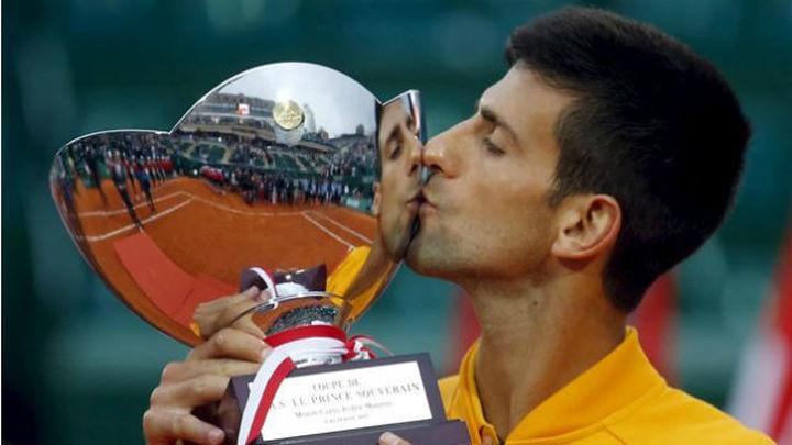 Djokovic vence a Berdych en la final de Montecarlo