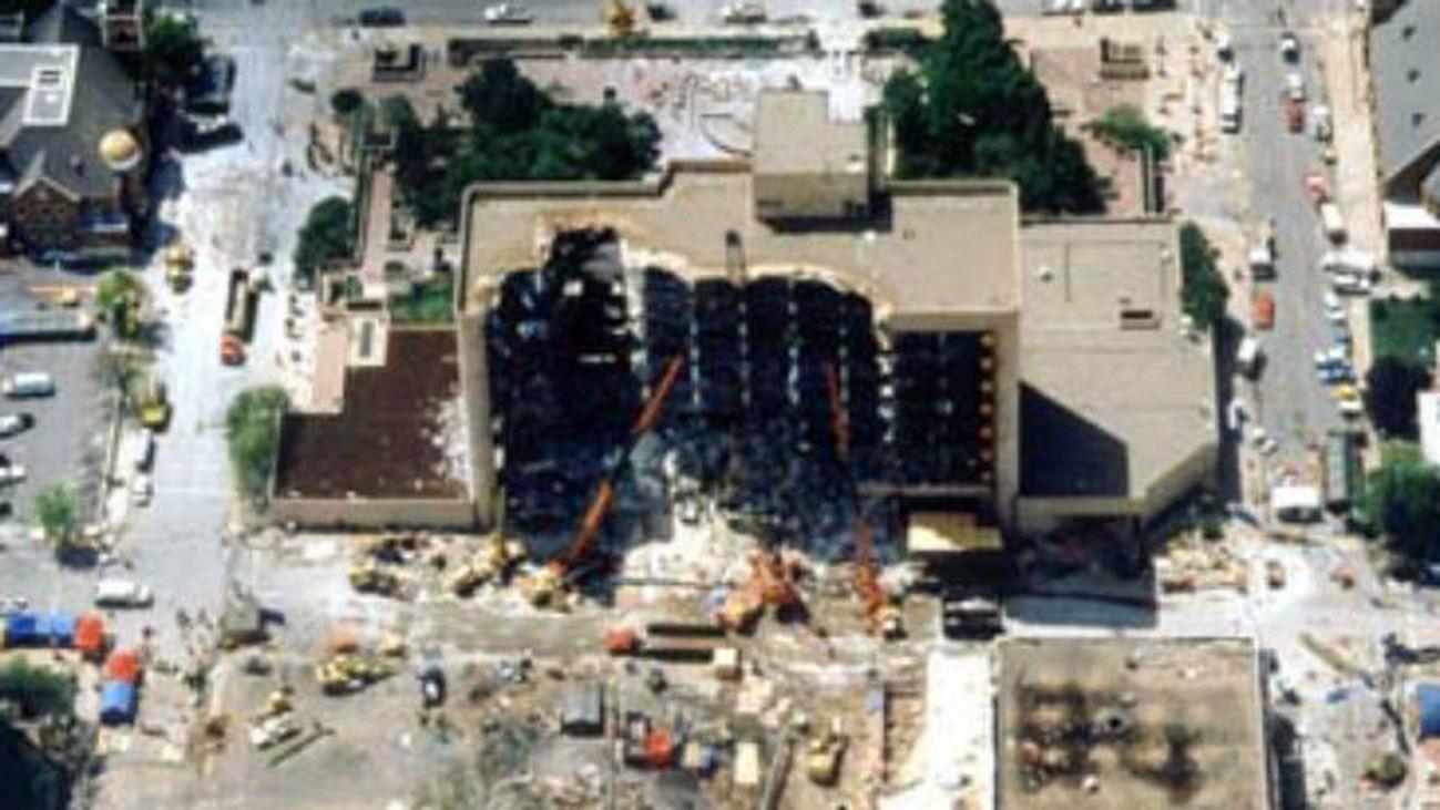 La matanza de Oklahoma cumple 20 años
