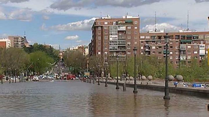 El Ayuntamiento aconseja evitar el Paseo de Extremadura por la rotura de una tubería