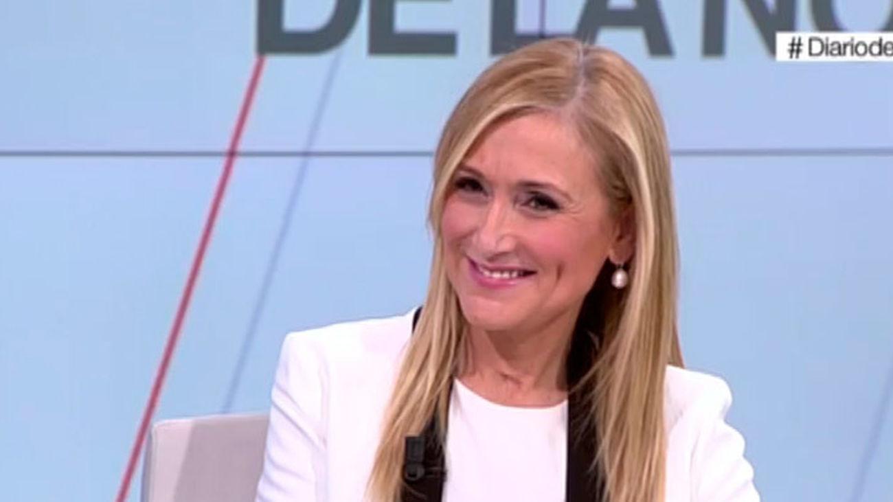 Entrevista a Cristina Cifuentes