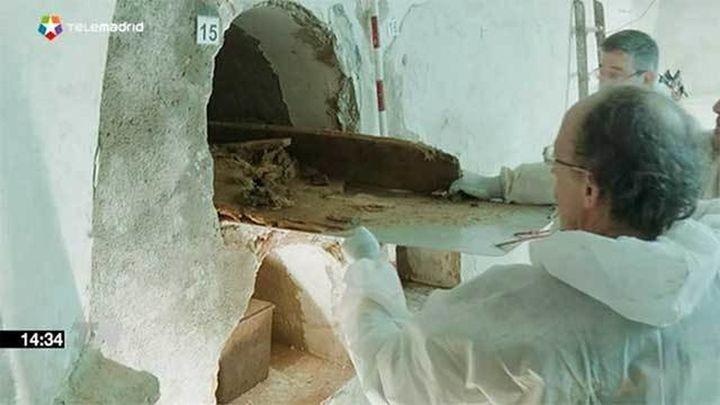 Los restos de Cervantes podrían colocarse en una urna en la Iglesia de Las Trinitarias