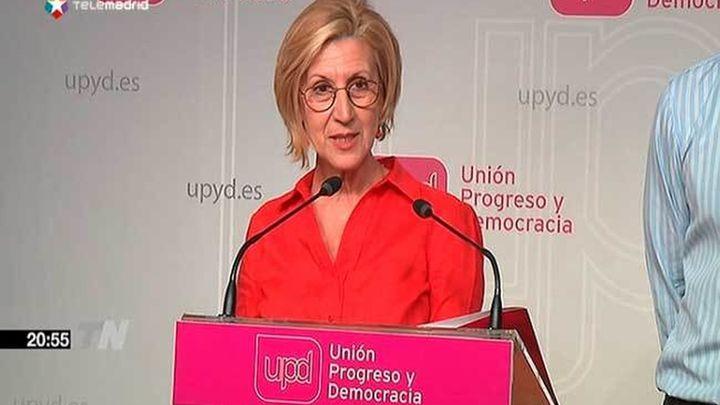 'Libres', lema de UPyD en una campaña de 'bajo coste' con 2.200 candidatos más