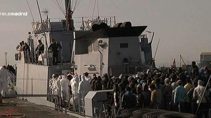 El capitán del pesquero naufragado frente a Libia comparece ante un tribunal