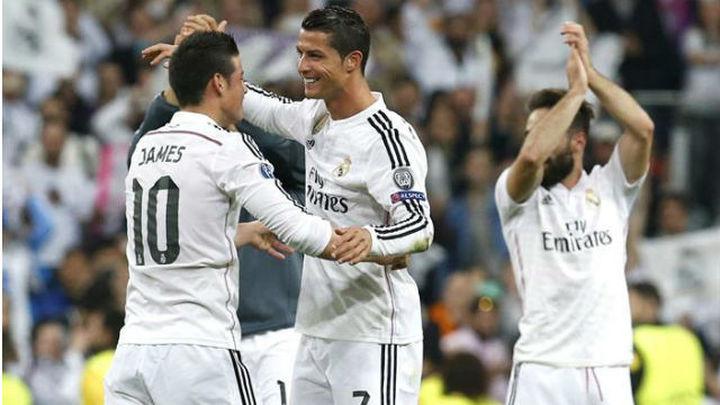 El Real Madrid jugará su quinta semifinal consecutiva de Champions