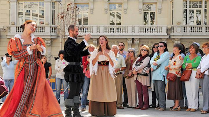Madrid Destino ofrece una visita guiada teatralizada por el Madrid de Cervantes