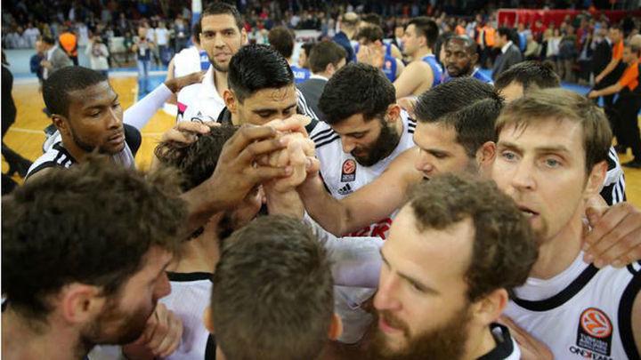 63-76. El Real Madrid accede a 'su' Final Four