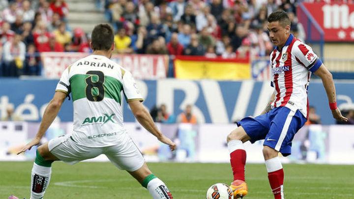 3-0. El Atlético y Griezmann golean sin exprimirse