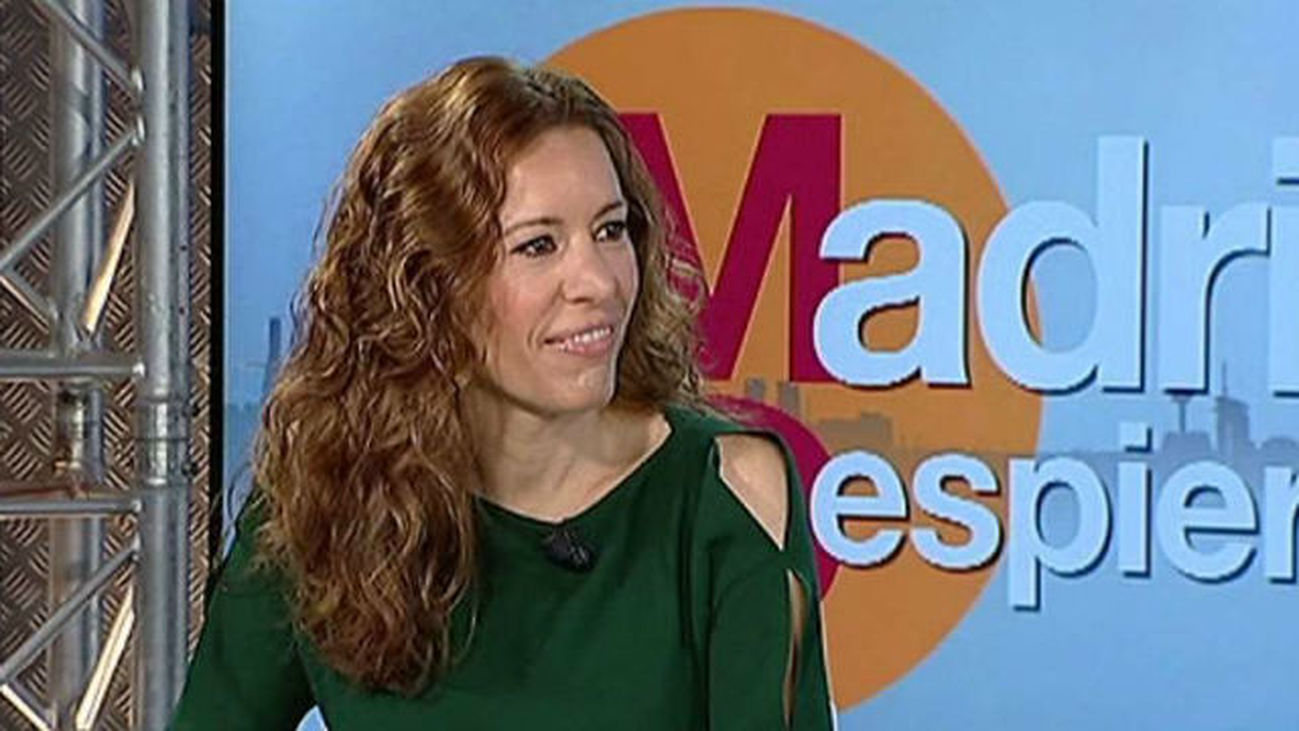 Eugenia Carballedo, candidata del PP a la alcaldía de Leganés