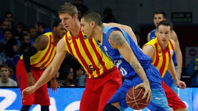 Baloncesto en Telemadrid y LaOtra