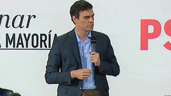 Pedro Sánchez propone equiparar el sueldo de contratados y subcontratados